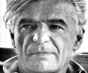 Yves Bonnefoy à Antibes en 1976