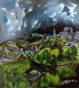 Rainer Maria Rilke: La trilogía española I (Die spanische Trilogie I)