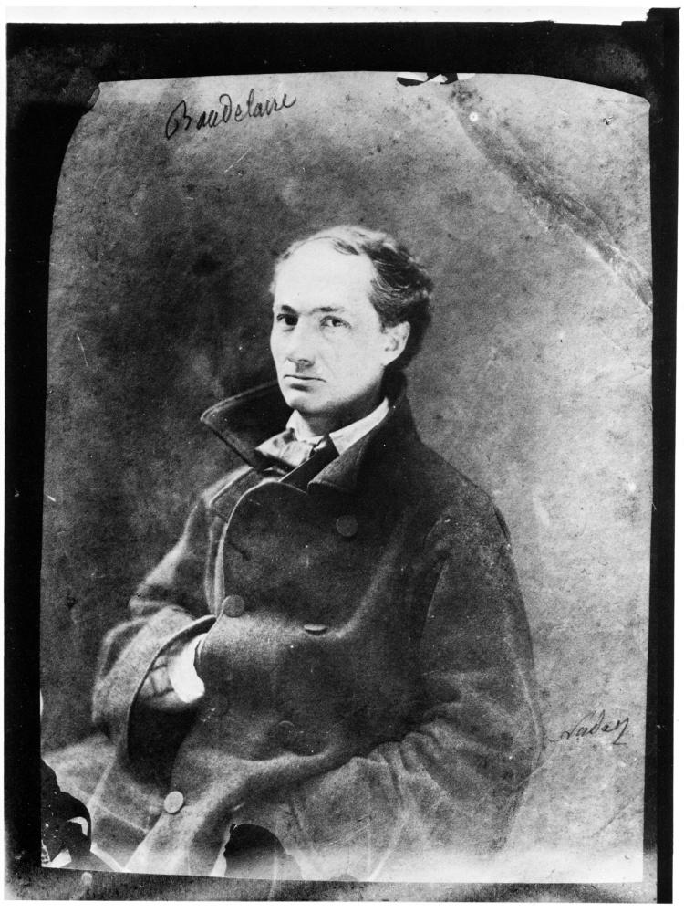 Charles Baudelaire:  A una malabaresa (À une Malabaraise)