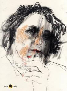 retrato alda merini