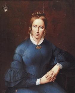 Annette Droste-Hülshoff